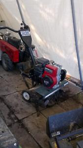 5.5 hp. Rototiller