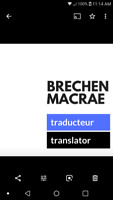 FR-EN Translator / Traducteur fr-an