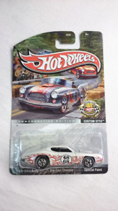 HOT WHEELS CUSTOM OTTO COMMEMORATIVE EDT. DIE CAST MINT 40TH ANN