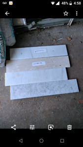 Marble shed holds