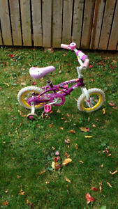 Hello Kitty Bike 12""