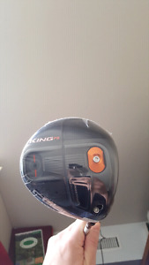 Brand new never hit Cobra King F6 driver