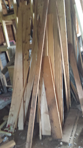 Large mixed lot of Lumber/ Wood planks and boards