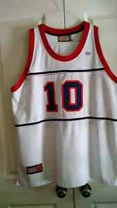Basketball Jersey - Earl Monroe Winston-Salem State Kitchener / Waterloo Kitchener Area image 2