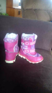 Size 11 toddler boots