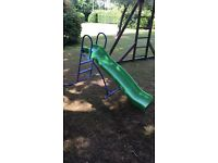 SOLD Sportspower Sturdy Small Wonders 6.5ft Great Fun Slide - Toddler Slide Nearly New