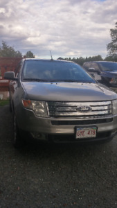 2008 Ford Edge SUV, AWD