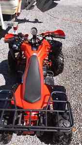 150cc Intermediate ATV Automatic with Reverse