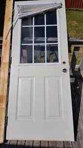 32 x 80 exterior door