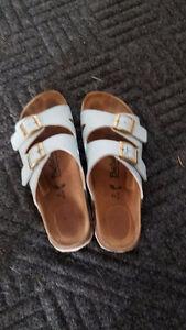 Betula sandals size 7