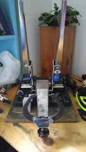 Park TS-2 pro wheel truing stand
