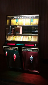 Seeburg jukebox