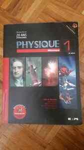 PHYSIQUE 1: Mécanique (4e édition) ERPI