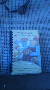 What's Cooking at McAdam Avenue !