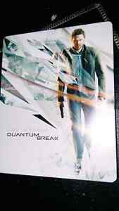2 Steelbook Quantum Break XBOX ONE