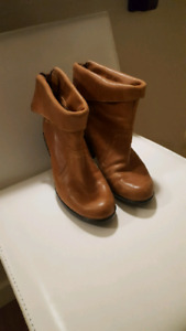 Clark's Artisan Leather Boots