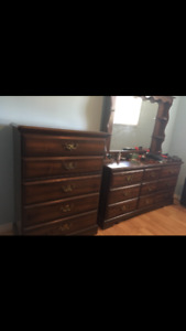 Bedroom suite for sale great condition