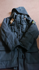 Stone island children's coat age 9/10