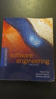 UNB CS - Essentials of Software Engineering textbook