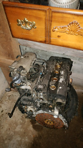 B20B4 and D16Y8 Honda/Acura engines