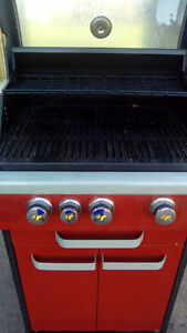Fervor Australian made 3 burner bbq