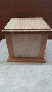 Magnifique urne cinéraire - Beautiful funerary urns