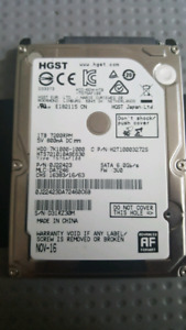 1TB HDD $60 obo. Looking to sell today