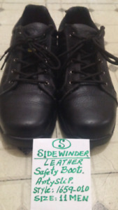 SIDEWINDER Overtime Casual/Oxford Safety Boots. Men. Size: 11