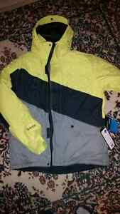New mens ski snowboard jacket