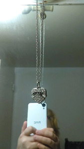 Sterling Silver Moms Neckless