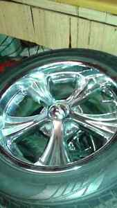 Toyo Proxes tires with custom rims Kingston Kingston Area image 1