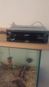 Sony car stairo