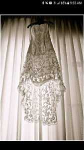 Alfred-Angelo wedding dress