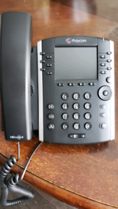 Polycom VVX 410 Colour IP Phone