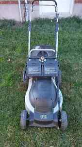 Battery operated, Lawn Mower, Trimmer/Edger/Blower, Wagon, Hose Kitchener / Waterloo Kitchener Area image 2
