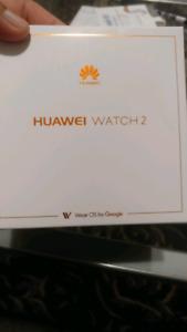 BNIB Huawei Watch 2
