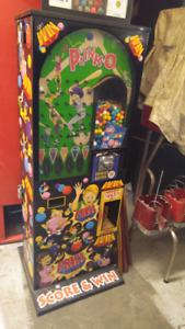 Plink-o Pin Ball Gum Ball Machine