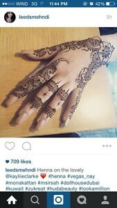 Eid Henna Kitchener / Waterloo Kitchener Area image 2