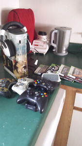 X Box 360 plus accessories