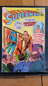 COMIC BOOKS- Superman #228 July 1970