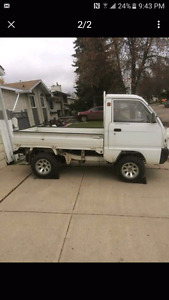 Suzuki Carry Mini Truck