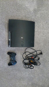 150 GB PS3 + 15 games (OBO)