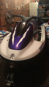 Yamaha wave runner gp 1200 with trailer low hrs