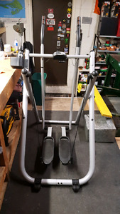 Tony Little's Easy Glider  Gazelle and Low impact stepper