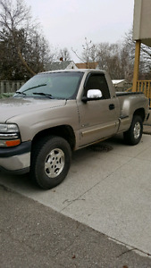 2001 Chevy Z71 Shortbox