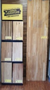 Butcher Block ON SALES