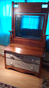Antique Refurbished Bureau. Reduced, $500 need gone.
