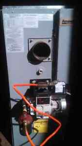 7 yrs old oil 86000 BTU furnace.