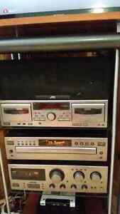 Sold STEREO SYSTEM SPEAKERS  ENTERTAINMENT  STAND Peterborough Peterborough Area image 2