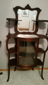 Antiques and other furniture